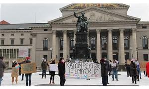 Boğaziçili öğrencilere Münih'ten destek