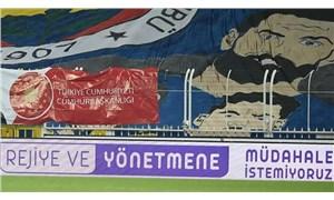 Fenerbahçe'den beIN Sports'a reklam panosu ile tepki