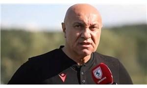 Samsunspor Başkanı Yıldırım, Samsunlulardan özür diledi