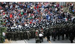 Guatemala göçmenlerin ABD'ye yürüyüşünü engelliyor: Şiddetten kaçana saldırı