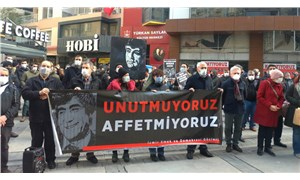 Hrant Dink, İzmir'de anıldı: Gerçek adalet tecelli edene kadarmücadelemizi sürdüreceğiz!