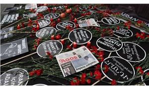Hrant Dink katledilişinin 14. yılında anıldı: Buradasın Ahparig!