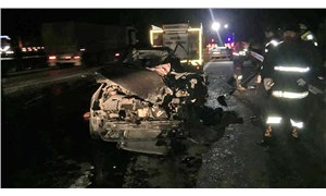 Pozantı-Ankara yolunda trafik kazası: 5 ölü