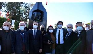 Fethiye'de Uğur Mumcu anıtı açıldı