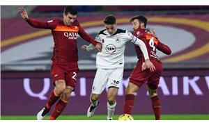 İtalya'da ilginç olay: Roma, 1 oyuncu fazla değiştirdi