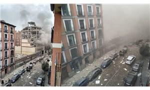 Madrid'de şiddetli patlama: 3 kişi yaşamını yitirdi