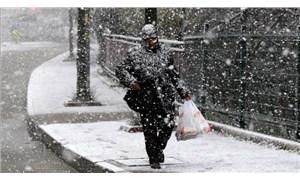 Meteoroloji'den 11 il için kar yağışı uyarısı