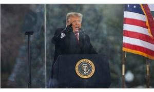 Trump'tan veda konuşması: On yıllardır yeni bir savaş başlatmayan ilk ABD başkanı oldum