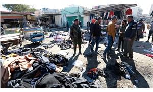 Bağdat'ta bombalı saldırı: Ölü sayısı 32'ye yükseldi