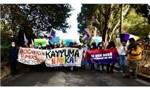 Boğaziçi direnişinde 18. gün | Güney kampüsünde onur yürüyüşü