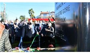 Fethiye Belediyesi, Uğur Mumcu anıtını açtı