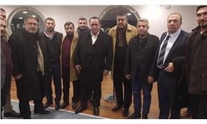 Alaattin Çakıcı'yı karşılamaya Beşiktaş locasını basan MHP'li vekil gitti