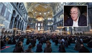 Ayasofya'da Osmanlı ailesinden Abdülkerim Osmanoğlu için cenaze namazı kılındı