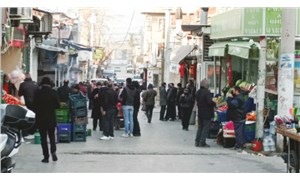 İzmir'in göbeğinde yoksulluk diz boyu