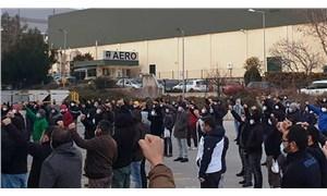 Mahle Fabrikası'nda grev kararı asıldı