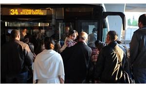 Metrobüs tabelalarında kodlar gidiyor, son istasyonun adı geliyor