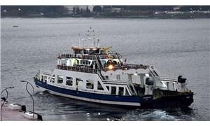 Yarınki Gökçeada feribot seferleri iptal edildi