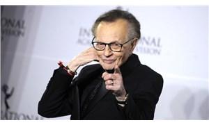 ABD'li 'talk şov' sunucusu Larry King hayatını kaybetti