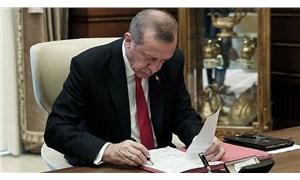 Erdoğan imzaladı: Atama ve görevden alma kararları Resmi Gazete'de