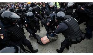 Rusya'da Navalnıy protestosu: Gözaltılar var