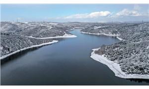 Yağmur ve kar yağışı etkili oldu: İstanbul barajlarının doluluk oranında dikkat çeken artış