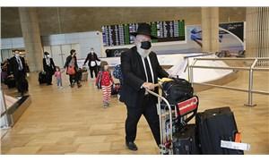 İsrail yurt dışından gelen uçuşları durdurdu