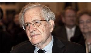 Chomsky: ABD'li liberal entelektüellere ABD'nin bir terör devleti olduğunu kabul ettiremezsiniz