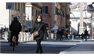 İtalya'da son 24 saatte Covid-19'dan 420 kişi hayatını kaybetti
