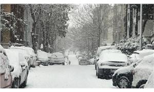 Tarih verildi: İstanbul için kar yağışı uyarısı