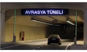 Avrasya Tüneli'ne yüzde 26 zam yolda!