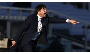 Inter Teknik Direktörü Conte'ye hakeme yönelik sözleri nedeniyle 2 maç ceza