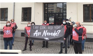 SOL Parti Eskişehir: Laf çok, aşı yok!