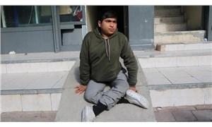 Adana'da engelli gencin akülü tekerlekli sandalyesini çaldılar