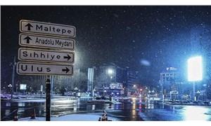 Meteoroloji uyardı: Ankara'da kar yağışı ve buzlanmaya dikkat