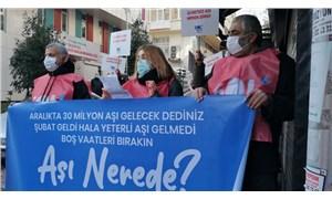 SOL Parti: Yetersiz aşı ölüm demektir