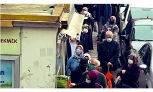 Tozpembe yalanlar, suni gündemler fayda etmiyor: Yurttaş açlıkla sınanıyor