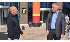 Bakan Ersoy, Jason Statham'ı ziyaret etti