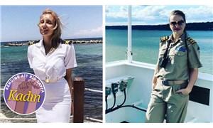 Denizci kadınların en büyük sorunu ayrımcılık: Sen şimdi gemi mi sürüyorsun?