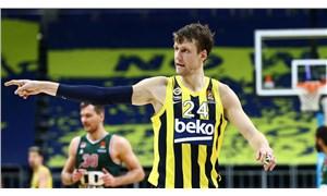 EuroLeague'de ocak ayının MVP'si JanVesely seçildi