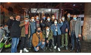 Boğaziçi Üniversitesi direnişine Ege'den destek