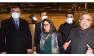 CHP Milletvekilleri Vatan Emniyet'te