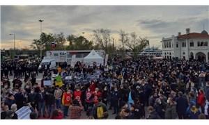 Kadıköy Kaymakamlığı'ndan Boğaziçi protestolarına engel