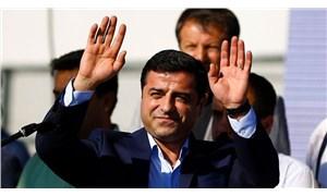 Demirtaş Davutoğlu'na 'hakaret' suçlamasıyla hakim karşısında