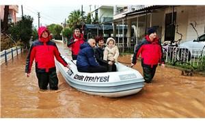 Gümüşhane Belediyesi iki kişinin yaşamını yitirdiği sel felaketiyle dalga geçti