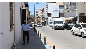 Kuzey Kıbrıs'ta yarından itibaren tam sokağa çıkma yasağı ilan edildi
