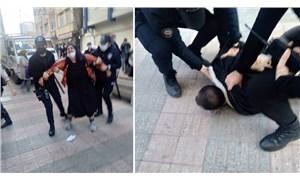 Adana'da Boğaziçi'ne destek eylemine polis müdahalesi: 8 gözaltı