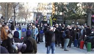 Ankara'da Boğaziçi'ne destek eylemine polis müdahalesi: 30 kişi gözaltına alındı