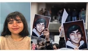 Berkin Elvan'ın ablası Özge Elvan katılmadığı eylemden gözaltına alındı
