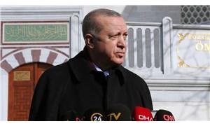 Erdoğan: Yürekleri yetse, 'Cumhurbaşkanı istifa' diyecekler