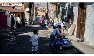 Kuştepe'de zor yaşamlar: Gökdelenlerin gölgesi yoksulluğu kapatamıyor